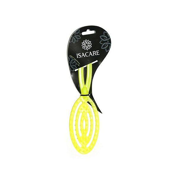 Escova Isacare Flexível All Day Oval Amarela