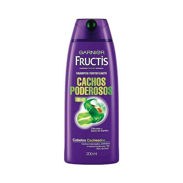 Shampoo Fructis Cachos Poderosos 200ml