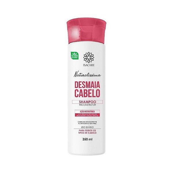 Shampoo Isacare Desmaia Cabelo 350ml