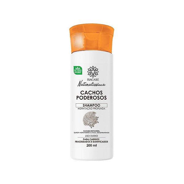 Shampoo Isacare Cachos Poderosos 200ml