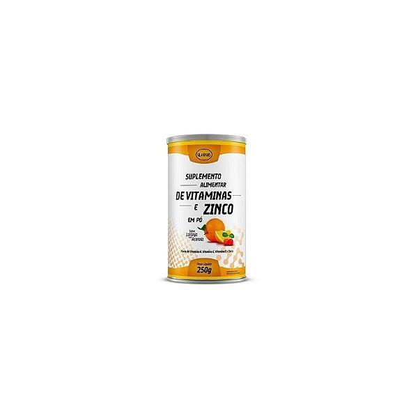 Vitamina e Zinco em Pó Solúvel 250g