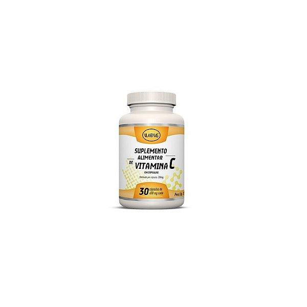 Vitamina C Vila Ervas 30 Cápsulas
