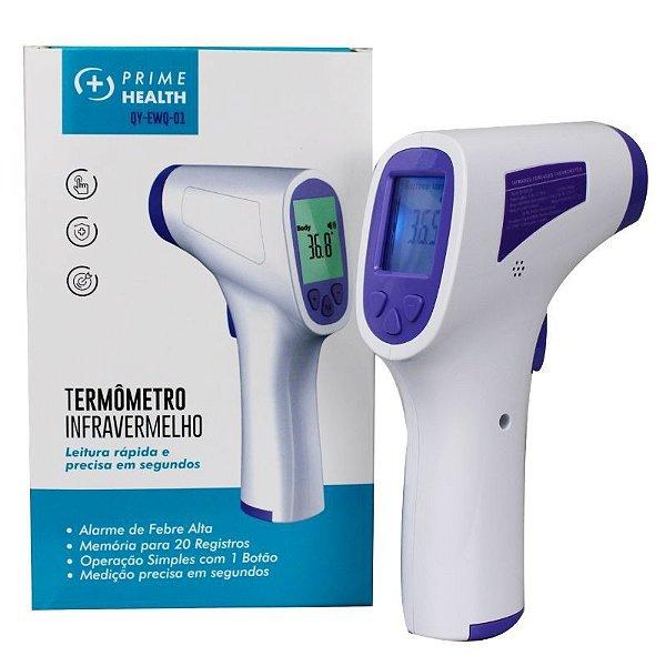 Termômetro Digital Infravermelho Prime Health