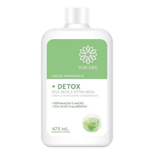 Loção Hidratante Isacare Detox 475ML