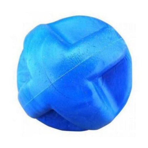Bola Maciça Para Cachorro Colorida Super Ball 45m Linha Starlux Pet