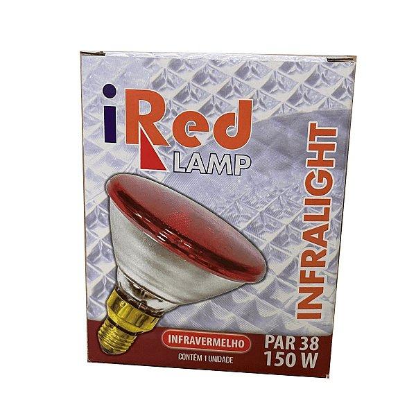 Lâmpada Infravermelho Ired Lamp 110v