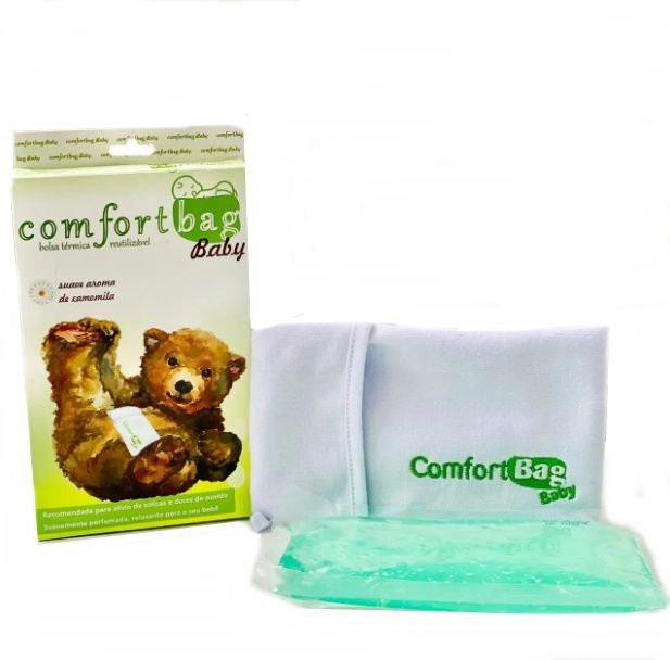 Bolsa Térmica Carbogel para o Bebê Confort Bag Baby