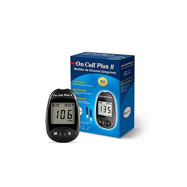 Monitor de Glicose On Call Plus II