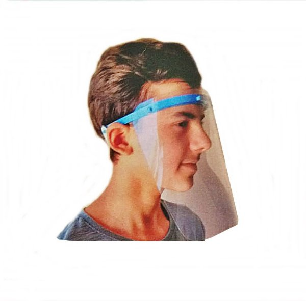 Máscara de Proteção Facial Infantil Engplast