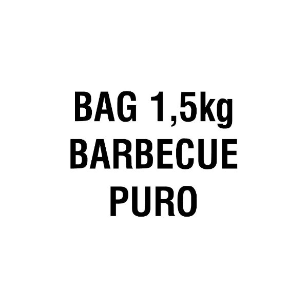Bag Barbecue Puro