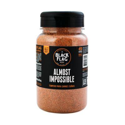 Almost Impossible - Sal Temperado para Carnes Suínas