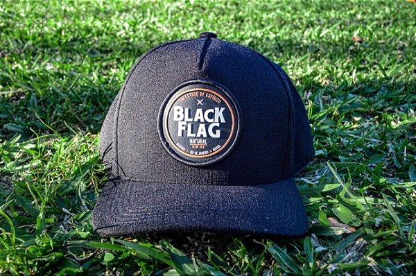 Boné Black Flag