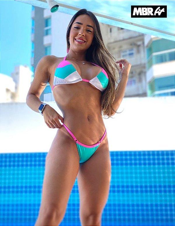 Biquini Miami tricolor