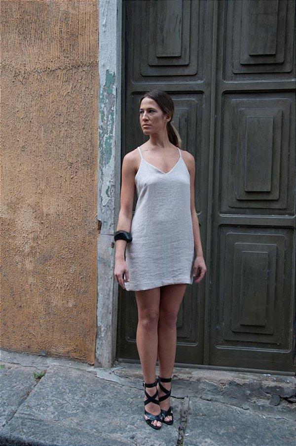 Vestido de Linho Fresh