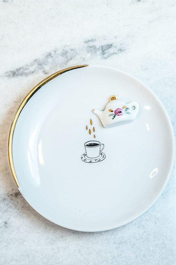 Prato Tea Drops - PRÉ VENDA EXCLUSIVA