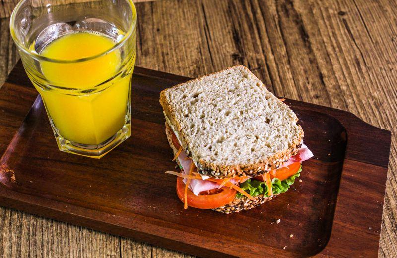 Pão de Forma Multigrãos Sem Glúten Sem Lactose 01 Unidade