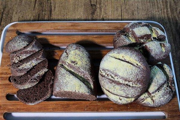 Pão Australiano Sem Glúten Sem Lactose Sem Leite -  03 Unidades