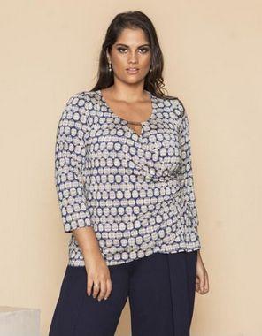 Blusa Malha Venetia  - CL051.2