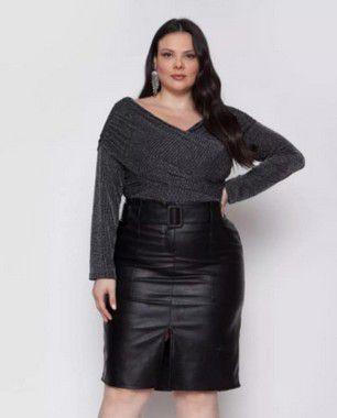 Body  Malha Lurex  - FE030.6