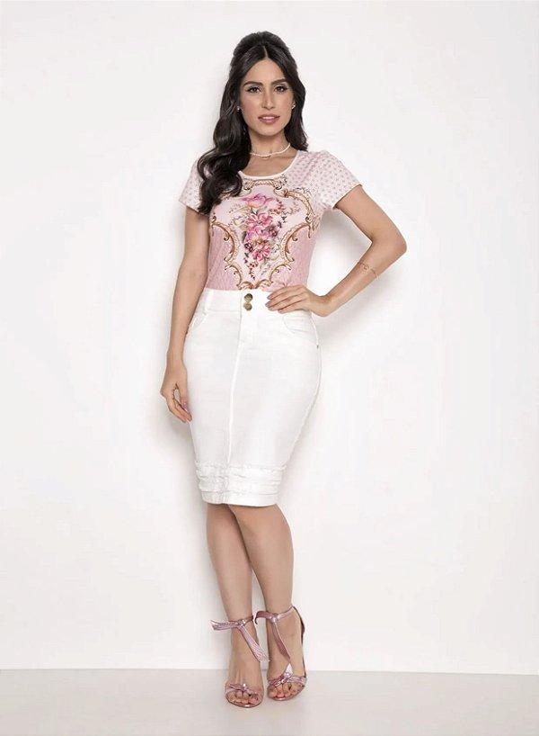 SAIA SARJA OFF WHITE LAURA ROSA - 89555