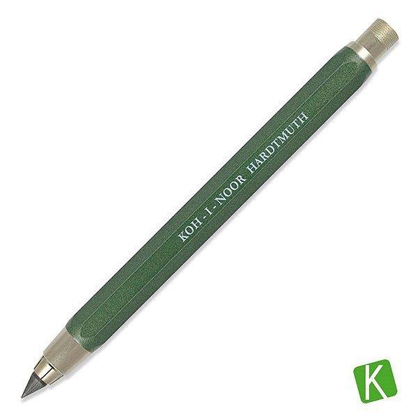 Portaminas Koh-I-Noor 5,6mm Verde