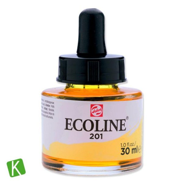 Ecoline Talens 201 Yellow Light 30ml