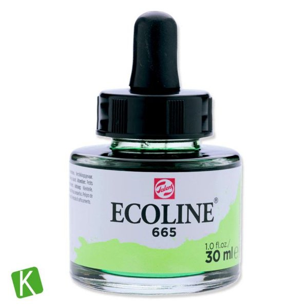 Ecoline Talens 665 Spring Green 30ml