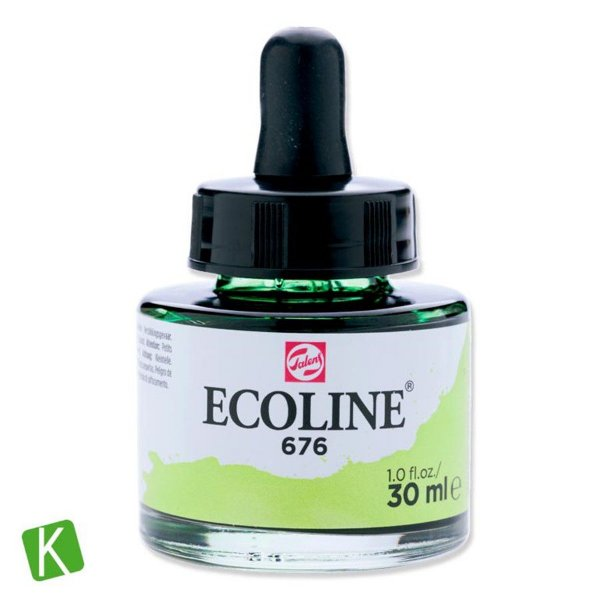 Ecoline Talens 676 Grass Green 30ml