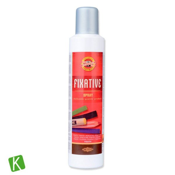 Spray Fixador Koh-I-Noor 300ml