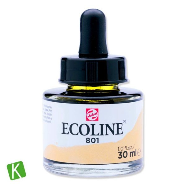 Ecoline Talens 801 Gold 30ml