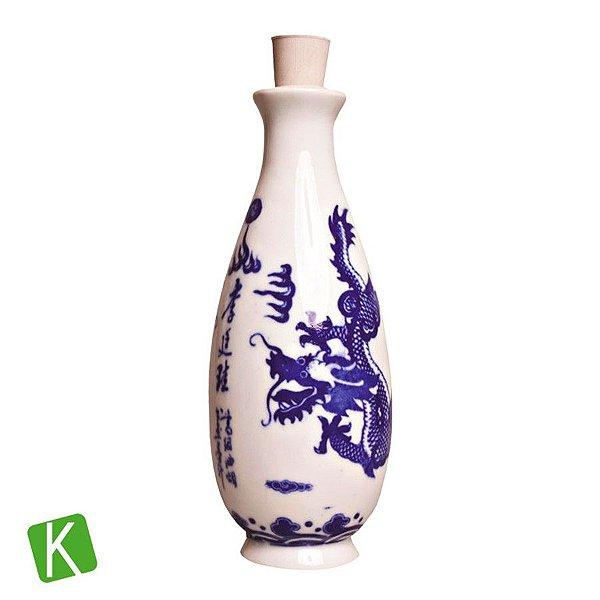 Tinta Caligrafia Chinesa Frasco de Porcelana 150ml
