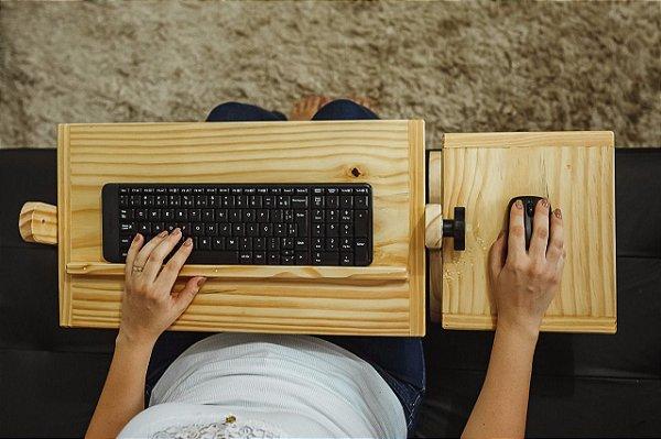 Suporte para teclado e mouse