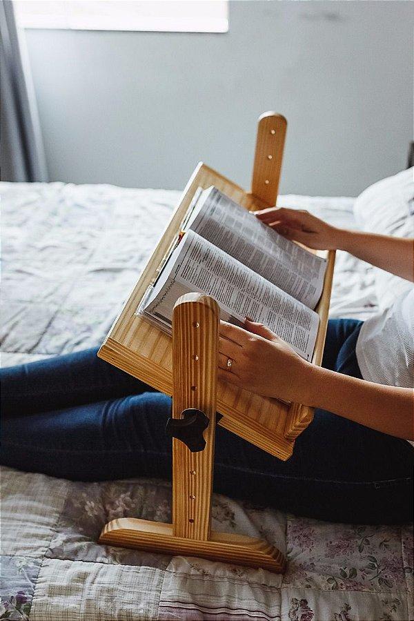 Suporte para leitura de livros - 60 cm