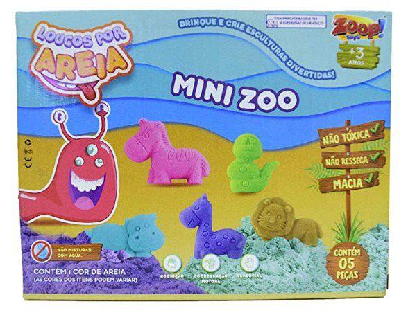 Loucos por Areia Mini Zoo