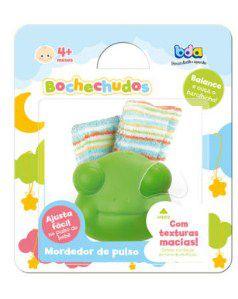 Mordedor de Pulso Bochechudos