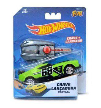 Hot Wheels - Chave Lançadora Radical