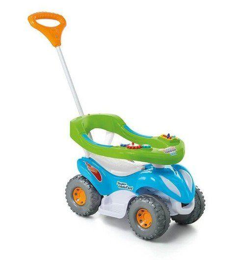 Veículo Carrinho De Passeio Infantil Super Comfort