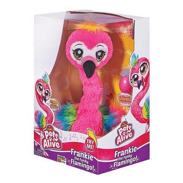 Pets Alive Frankie The Funky Flamingo