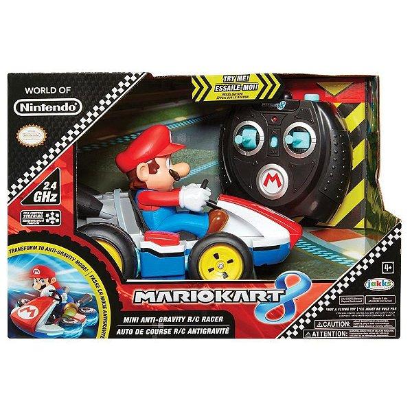 Veículo de Controle Remoto Super Mario Racer