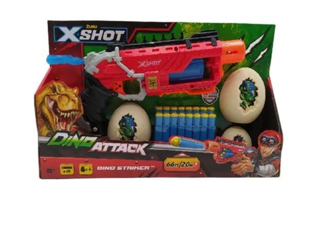 Lança dardos Dino Attack Dino Striker