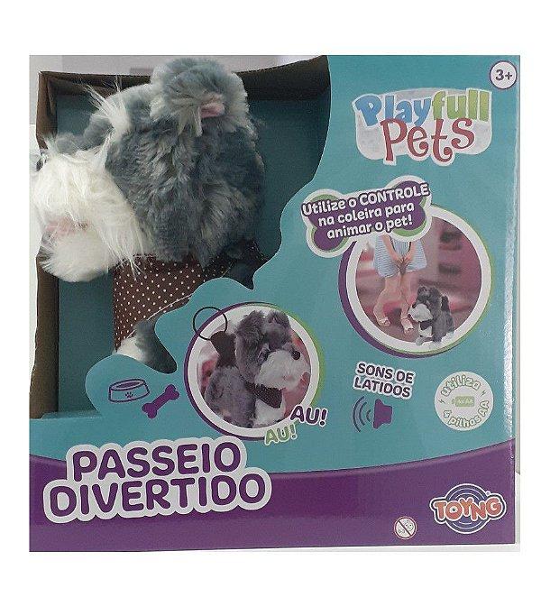 Playfull pets Cachorrinho Passeio Divertido
