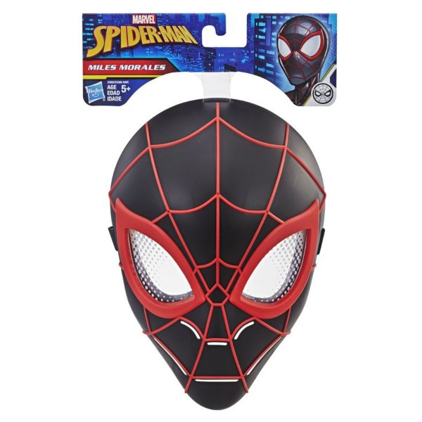 Máscara Homem Aranha - Miles Morales