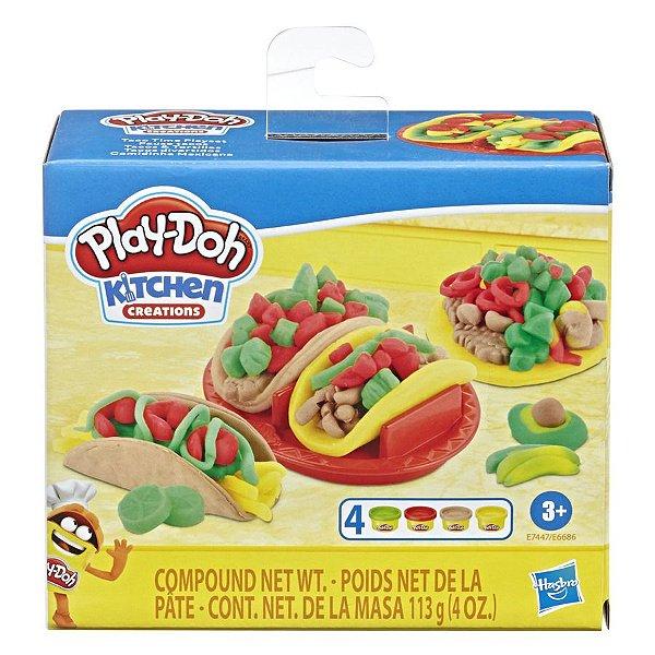 Play Doh Comidas Favoritas