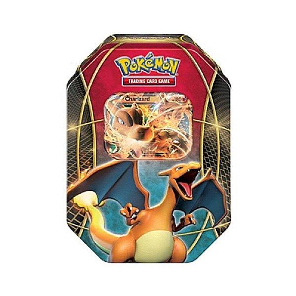 Lata Pokémon XY 4 Power Trio