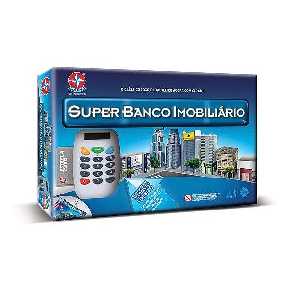 Jogo Super Banco Imobiliário
