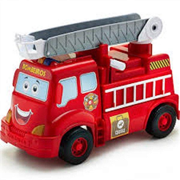 Caminhão Bombeiros em Ação