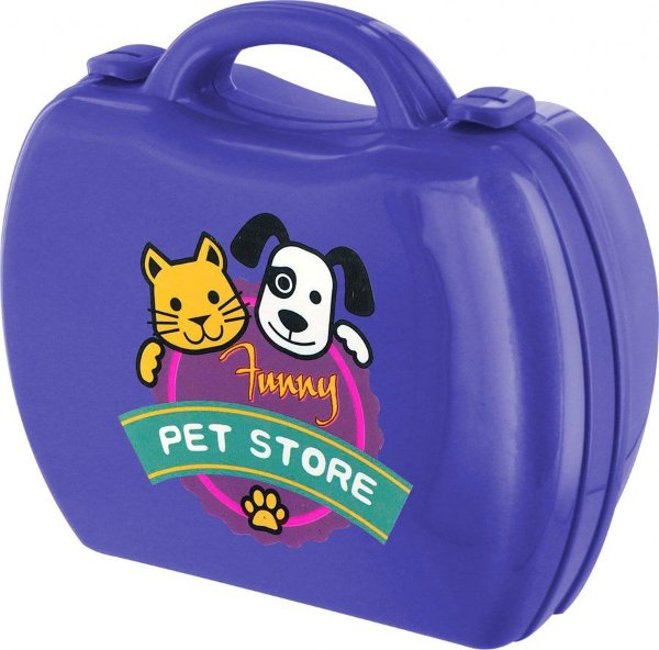 Workshop Jr Maleta Pet Shop
