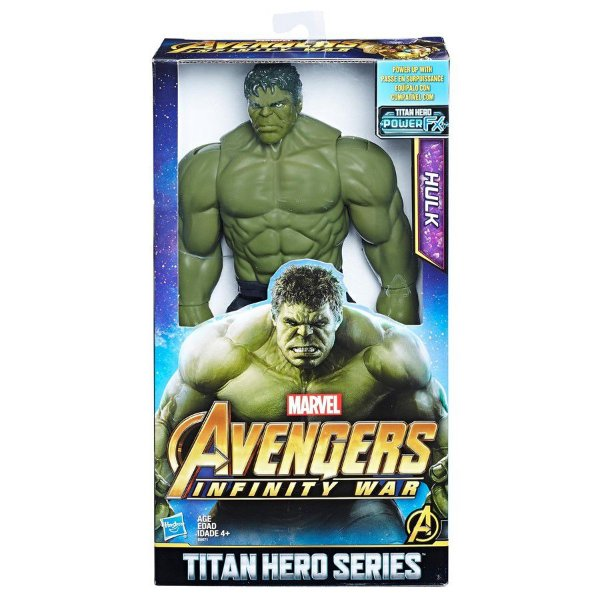 Vingadores Guerra Infinita - Boneco Hulk