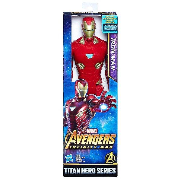 Vingadores Guerra Infinita - Iron Man