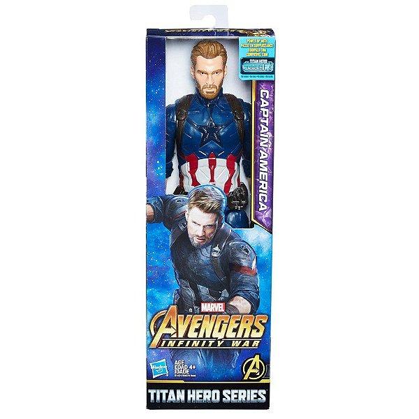 Vingadores Guerra Infinita - Capitão América